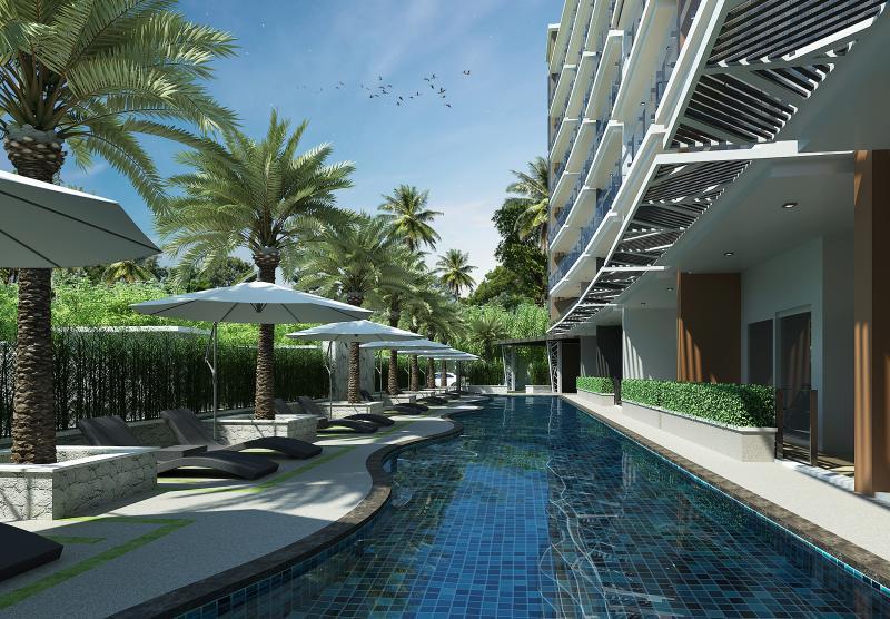 Photo Appartements de luxe avec vue sur la mer à vendre à Rawai