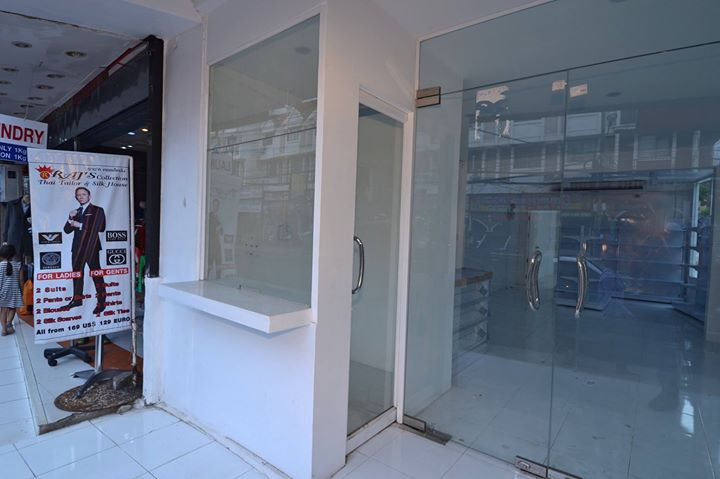 Picture Exchange shop for rent on Patong main road