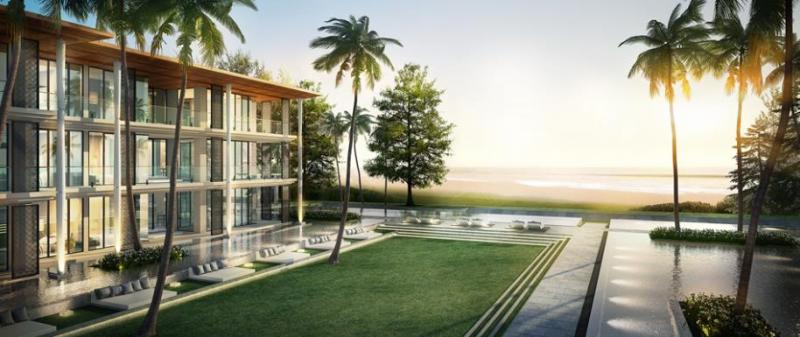 Picture Luxury Beachfront condos for rent in Mai Khao - Phuket