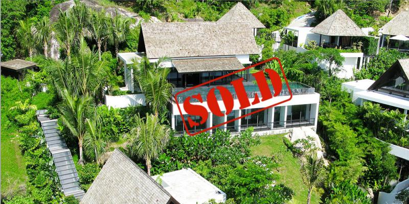 Picture ขายบ้านหรูริมทะเลในภูเก็ตที่กมลา