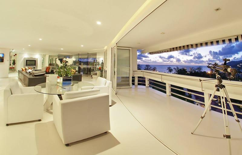 Picture Patong Beach exclusive sea view condo for sale in Phuket
