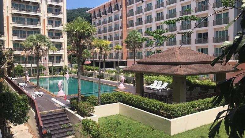 Photo Appartement 1 chambre entièrement meublé à vendre à Patong Beach, Phuket