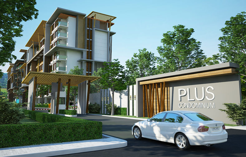 Picture Phuket modern 2 bedroom condo for sale in Kathu.