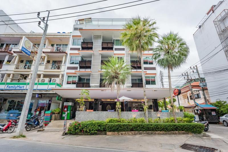 Photo Hôtel 3 étoiles à vendre à Kata, Phuket, Thaïlande
