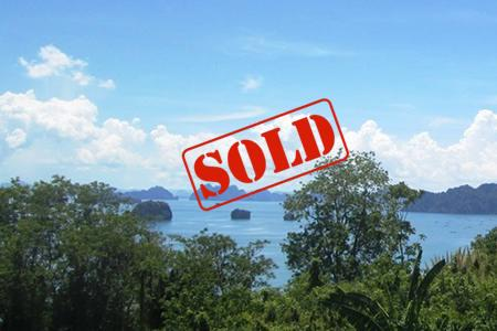 Picture land for sale in the Millionaire mile, Phuket, Thailand