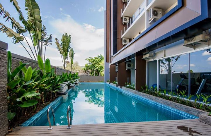 Picture Phuket-Large 2 bedroom Karon apartment for sale with superb sea view