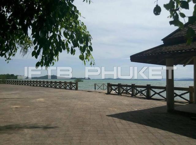 Photo Immense terrain en front de mer à vendre à Ao Po / Paklok