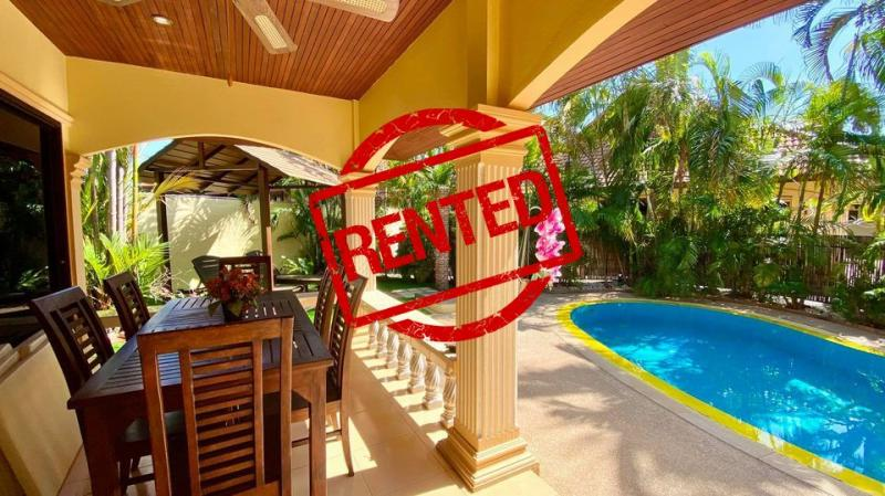 Picture Lovely 2 bedroom pool villa for rent in Rawai beach