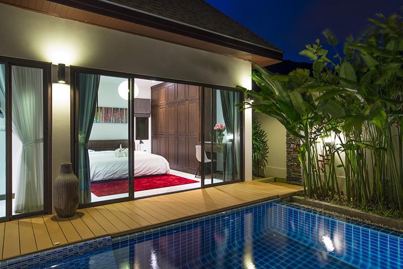 Photo Villa tropicale de luxe à vendre à Rawai, Phuket