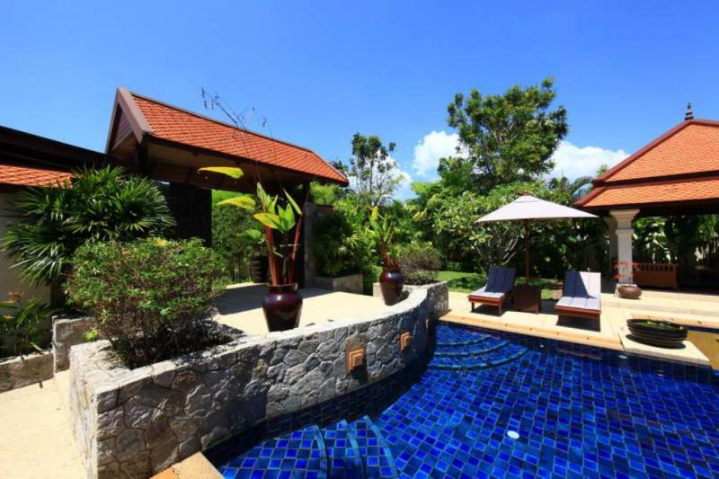 Picture Luxury 4 bedroom pool villa for rent in Bang Tao, Phuket