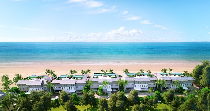 Picture Phuket Luxury Beachfront Apartments for Sale in Laguna