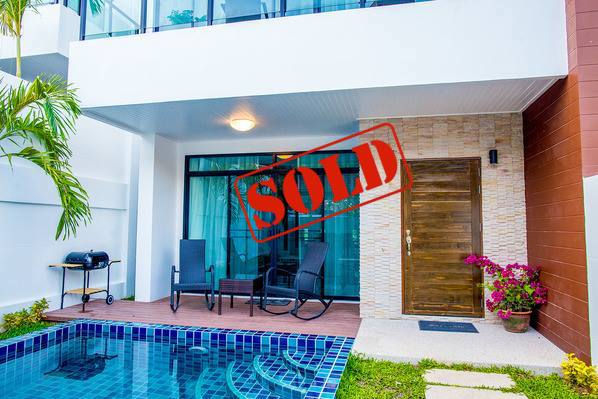 Picture 3 bedroom luxury villa for sale in Kamala, Phuket