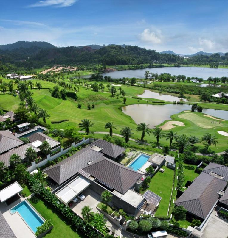 Picture  luxury 4 bedroom villa for sale in Loch Palm Golf, Kathu, Phuket