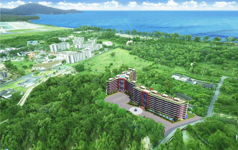 Picture Off plan condos for sale in Mai Khao with 10% return program for 3 years