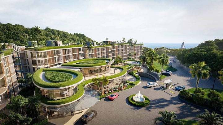 Picture Phuket New Condominium Project for Sale in Kamala