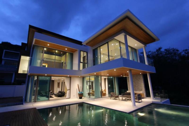 Photo Rawai Villa de luxe avec piscine et vue sur la mer à vendre - Phuket