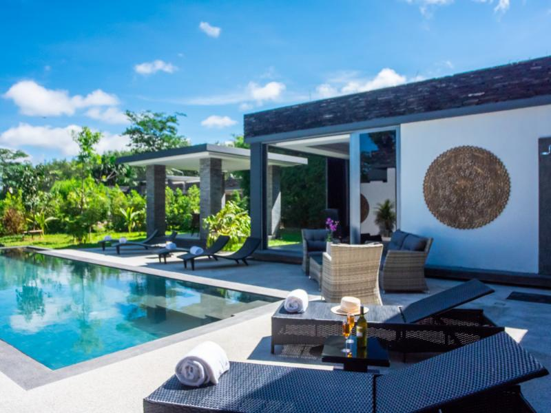 Picture New luxury pool villas to sell in Layan, Phuket