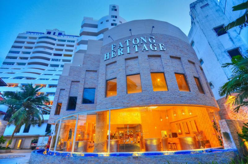 Picture Phuket-Patong Beach Studio For Sale in Freehold with 4 star facilities