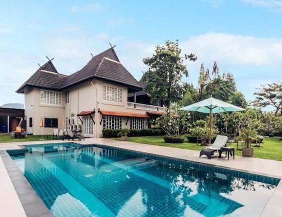 Photo Maison moderne de style Thaï à vendre à Cherngtalay
