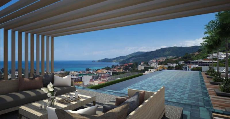 Photo Investissement immobilier à  Patong, Phuket avec 7% de retour sur investissement pendant 15 ans