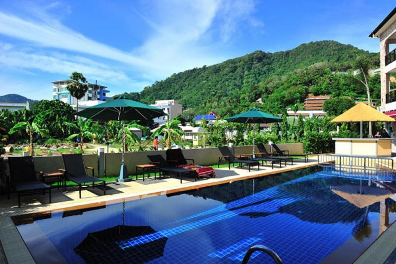 Picture Resort with 28 rooms to rent in Kata, Phuket, Thailand