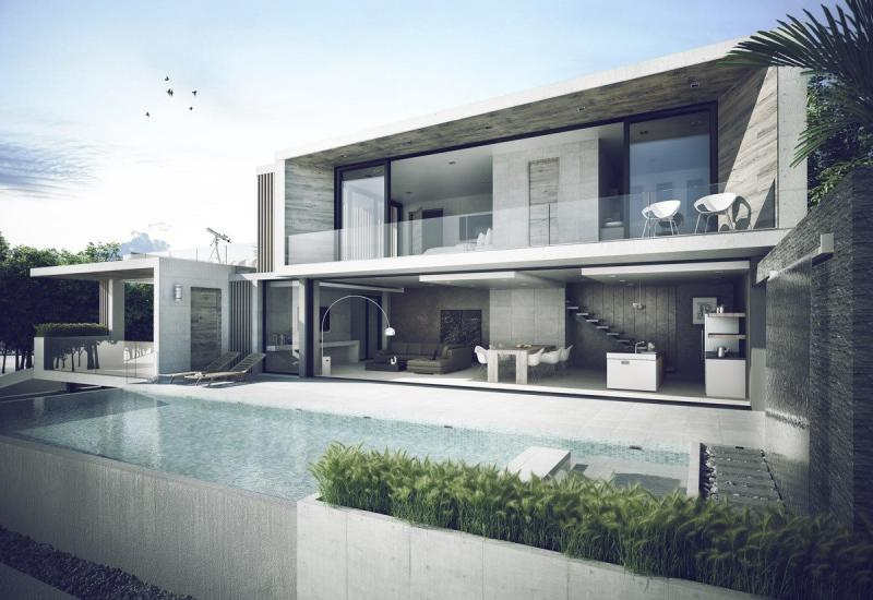 Photo Phuket-Villa vue Mer de 3 chambres avec piscine à vendre à Kamala