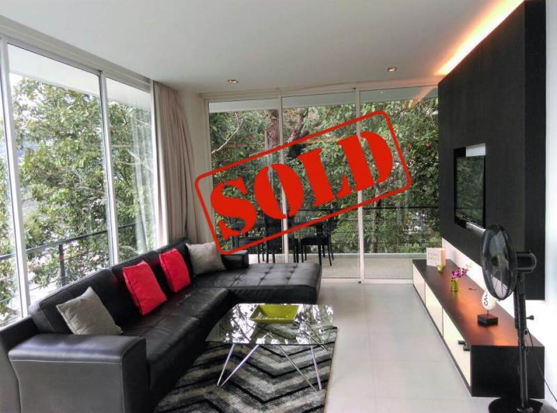 Picture Phuket Sea View apartment for sale in Kamala