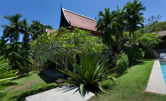 Picture Kamala Sea View 3 bedroom pool villa for Sale or for Rent - Phuket, Thailand