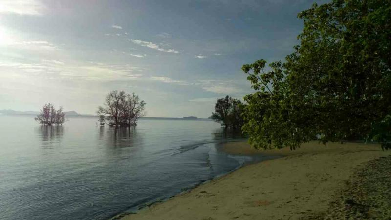 Picture Seafront land for sale in Ao-Po , Phuket, Thailand