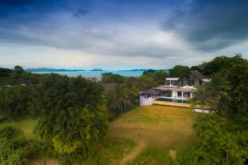 Picture Phuket Luxury Sea View Villa for Sale in Cape Yamu with direct access to the Sea