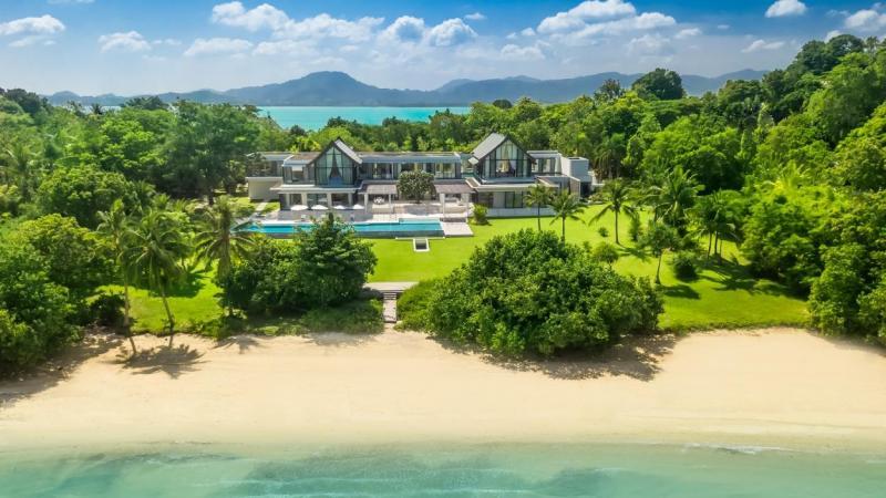 Photo Impressionnante propriété en bord de mer à louer à Cape Yamu, Phuket