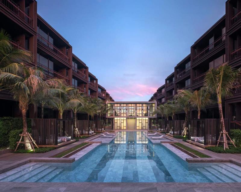 Photo Unique Appartement haut de gamme avec 2 chambres à vendre à Rawai - Nai Harn, Phuket