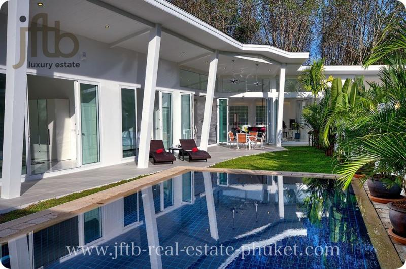 Picture Phuket modern pool villa for rent in Paklok