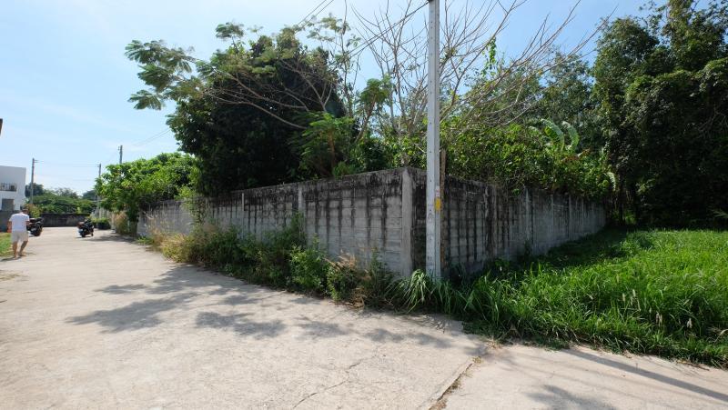 Photo Vente terrain de 800 m2 à Rawai, Phuket, Thailande