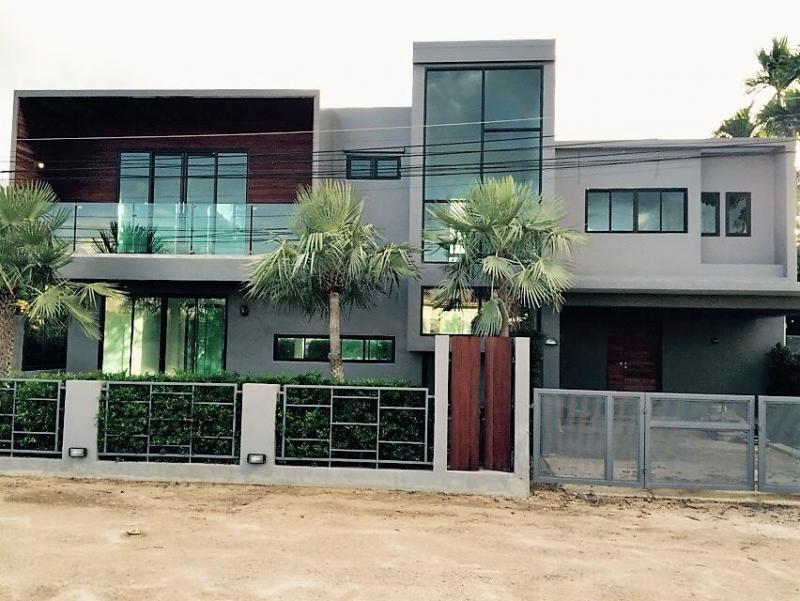 Photo Vente maison avec 3 chambres à Phuket, Cherngtalay, Thailand -