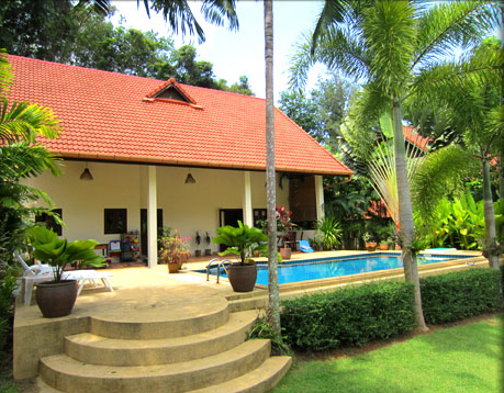 Picture Phuket pool villa for sale in Rawai