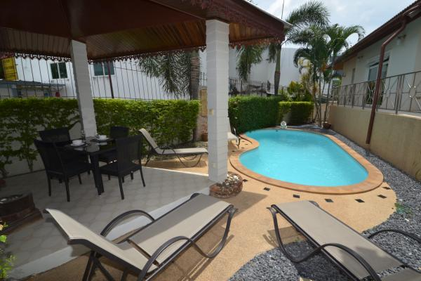 Picture Phuket pool villa for long term rental in Nai Harn- Thailand