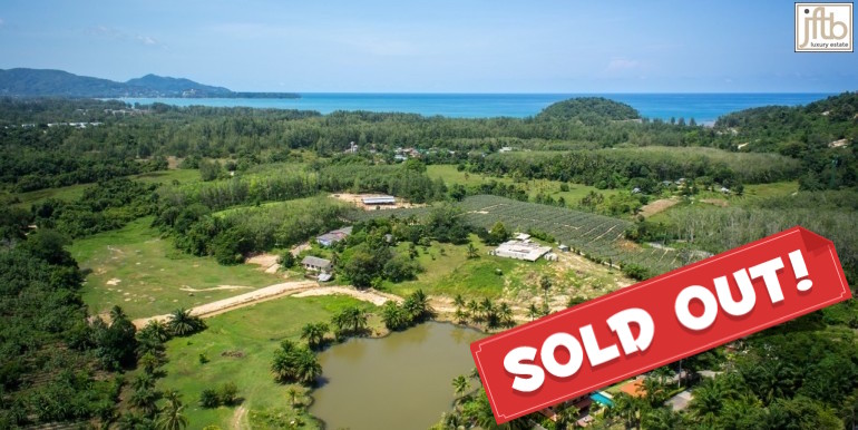 Picture Prime location land for sale in Layan, Phuket, Thailand