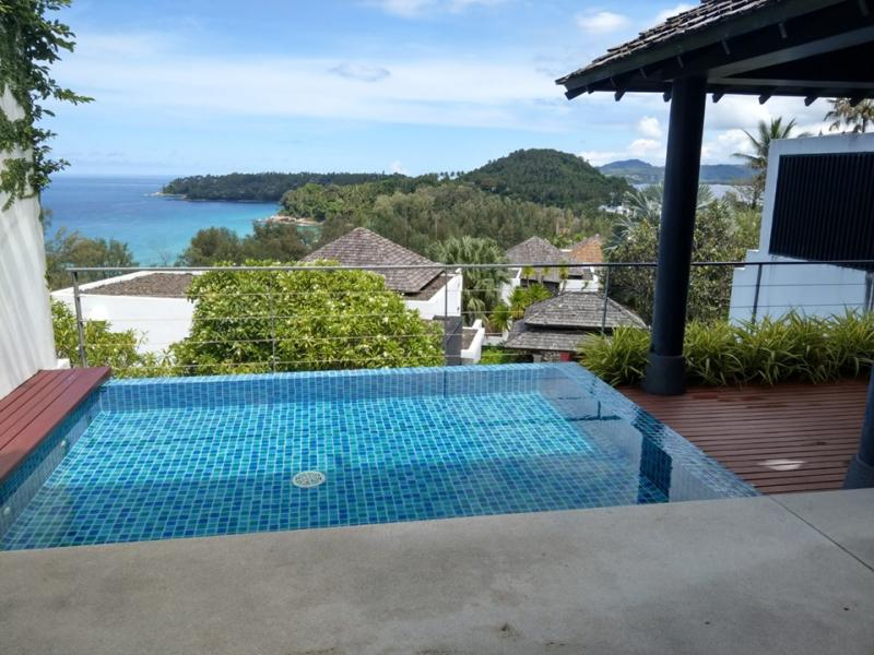 Picture Luxury 3 bedroom Sea View Apartment for rent in Surin, Phuket