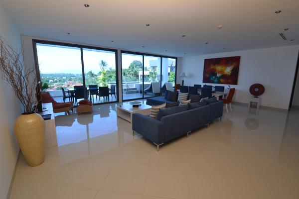 Picture Sea view apartment with private pool in Surin for rent