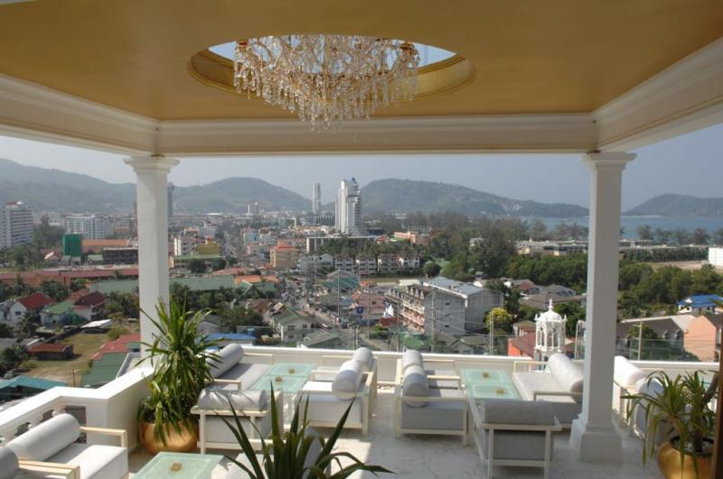 Picture Sea View Sky Bar + Restaurant and 20 serviced apartments for sale in Patong, Phuket