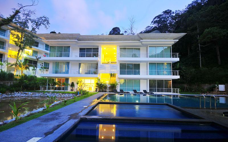 Picture Phuket-Spacious 2 bedroom condo for holiday rentals in Kamala with full facilities