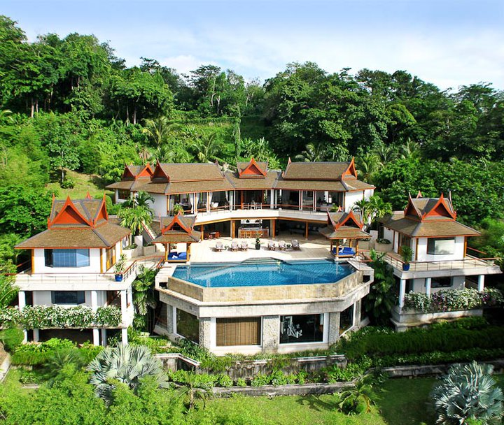 Picture Exclusive villa for sale and rent in Surin, Phuket, Thailand
