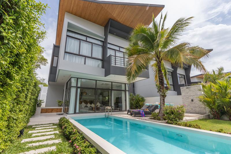 Picture Thailand-Phuket-Superb new luxury pool villa for sale in Rawai