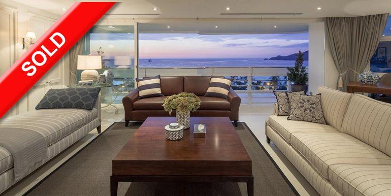 Photo Superbe appartement de luxe avec vue mer panoramique à vendre à Patong Beach, Phuket