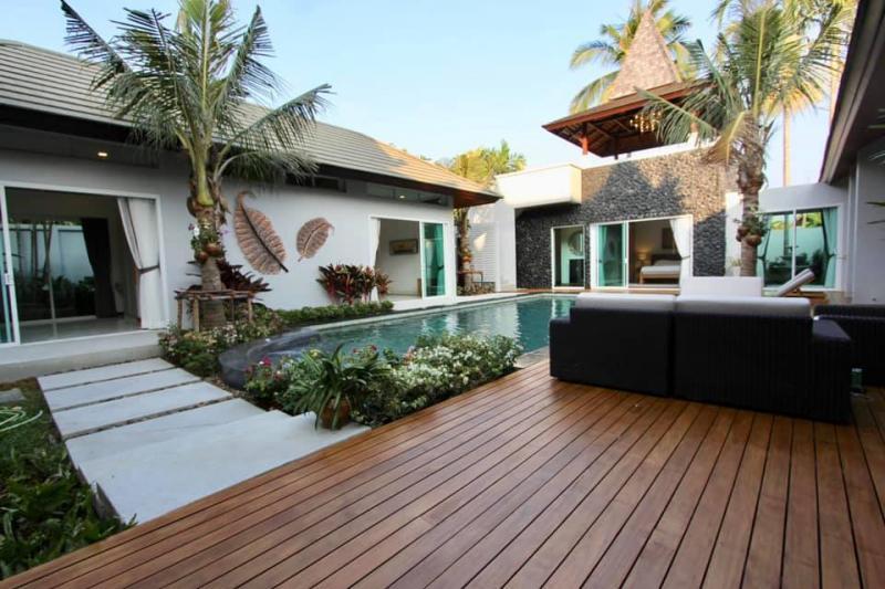 Photo Superbe villa neuve et haut de gamme à vendre à Rawai, Phuket