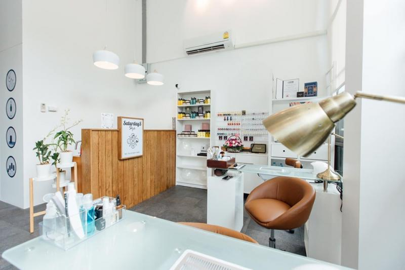 Picture Modern Beauty Salon for Lease in Rawai Phuket
