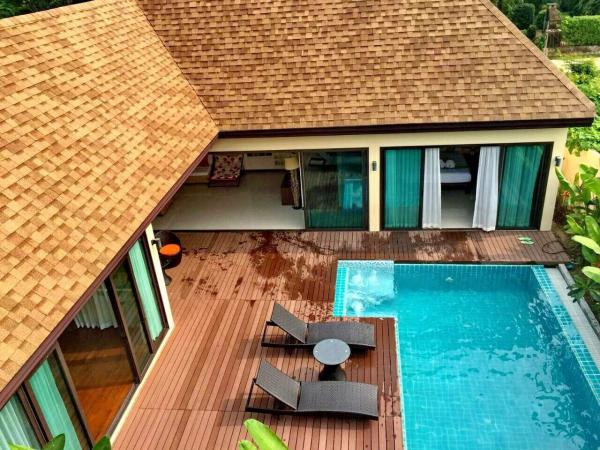Picture Tropical pool villa for holiday rental in Nai Harn