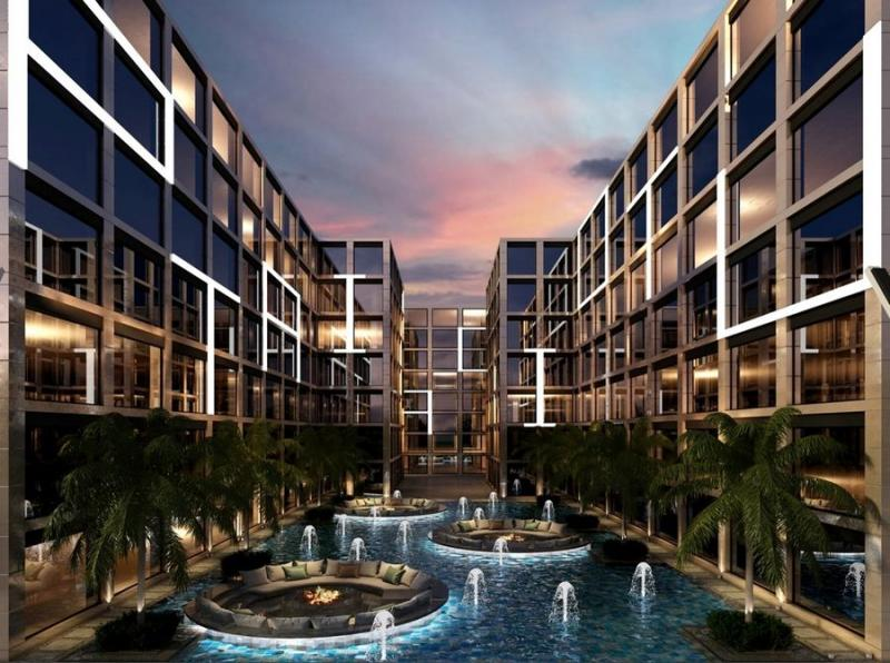 Picture New Luxury Condos for Sale in Utopia Dream Nai Harn