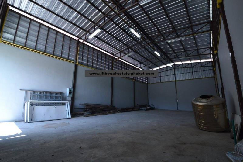 Picture Kathu spacious warehouse for rent